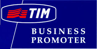 Tim Business Promoter - logo anni '90