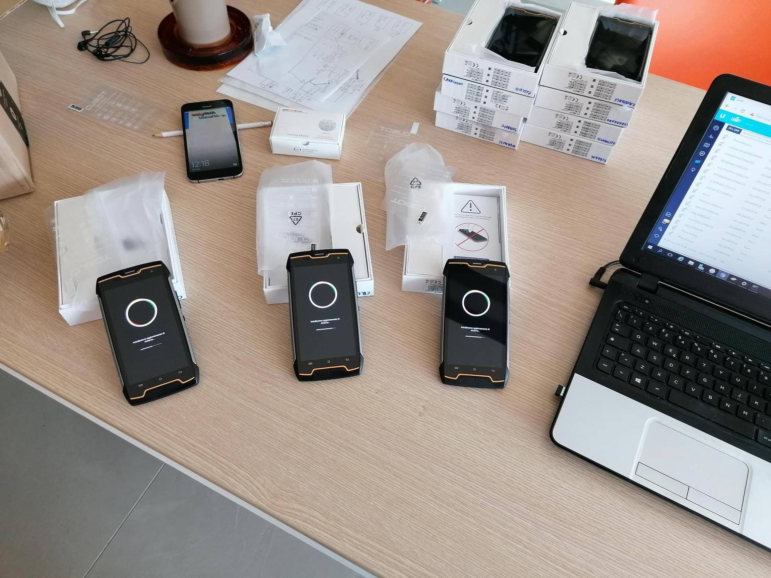 Easytech Closures Centrex Mobile